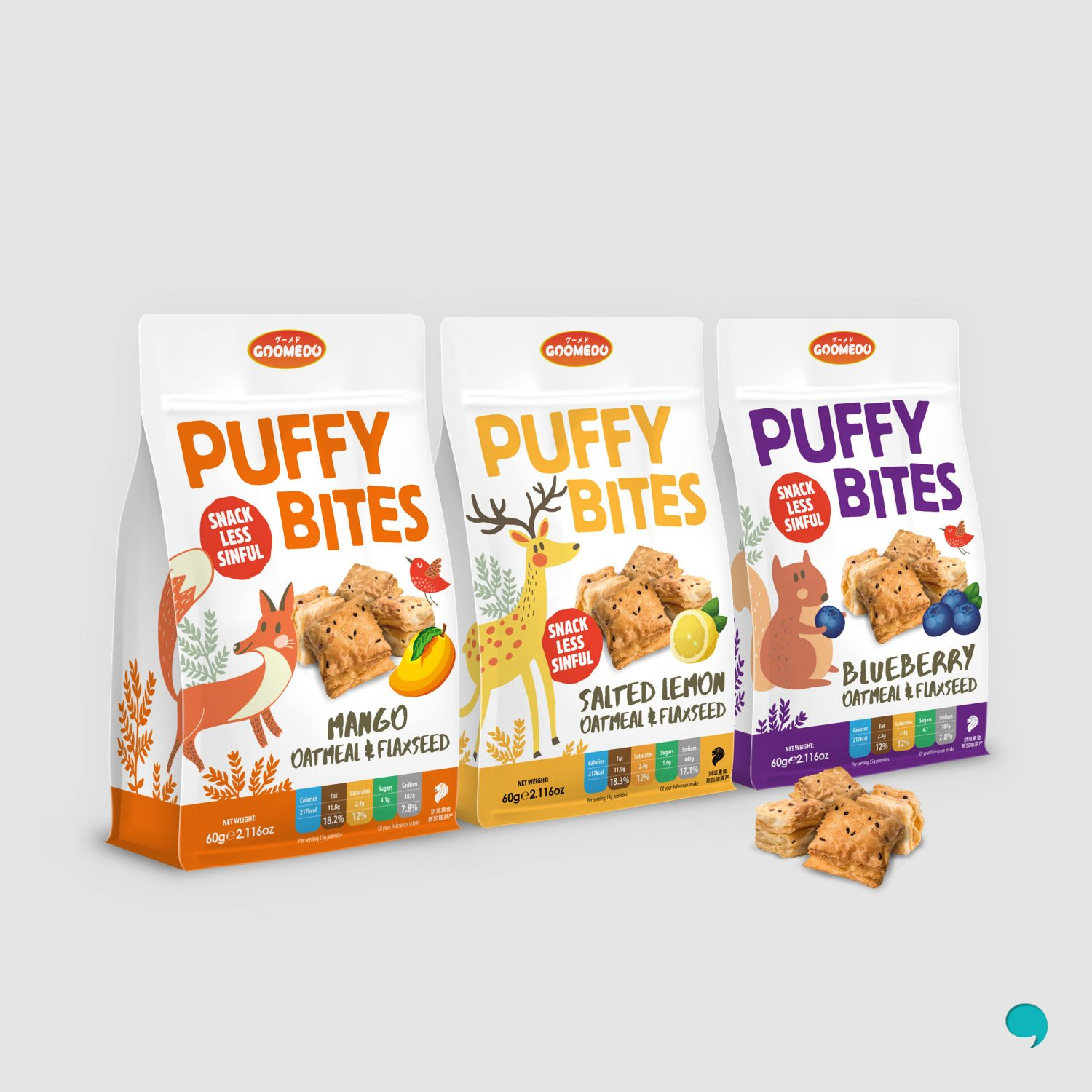 Packaging_PuffyBites_Series